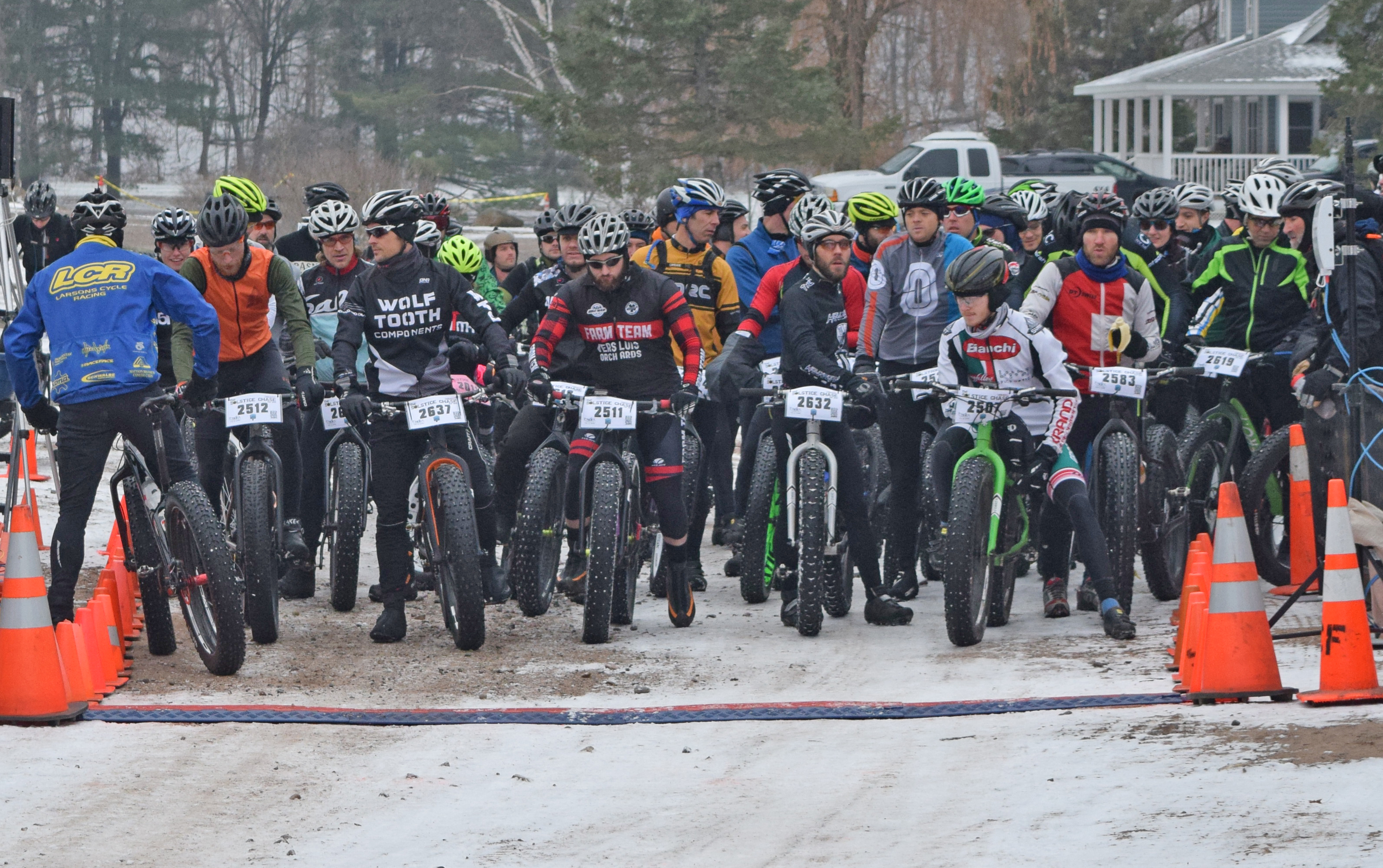 Solstice Chase Start 2014